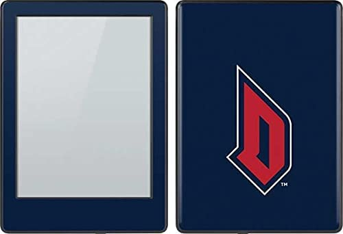 Skinit Decal Tablet Skin Compatible with Kindle E-Reader 6in - Officially Licensed College Duquesne Logo Design