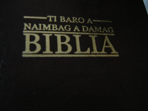 Ilokano Bible Hc Ripv33P PDF