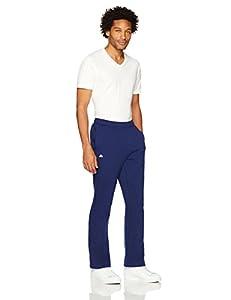 Starter Men's Open-Bottom Fleece Sweatpants, Prime Exclusive, Team Navy, L