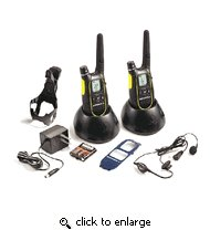 Motorola SX710 TalkAbout FRS/GMRS 12 Miles Two-Way Radios