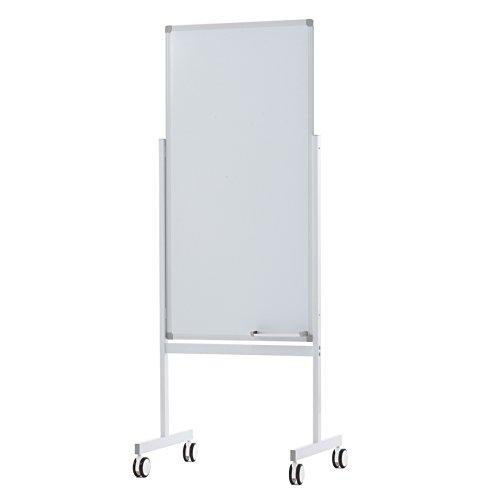 縦型ホワイトボード W600×H1200 ホワイト Z-SHWB-6012ASWH   B016UC18KW