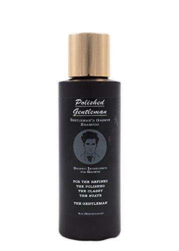 Polished Gentleman Hair Growth Shampoo
