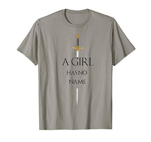 A Girl Has No Name Halloween T Shirt Gift ()