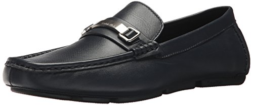 Navy Style Klein Driving Calvin Loafer Maddix Men's Dark w0gwp7q