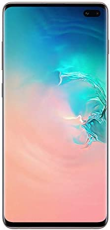 Samsung Galaxy S10 Plus SM-G975FCWHINS (Ceramic White, 12GB RAM, 1TB Storage) with Offer