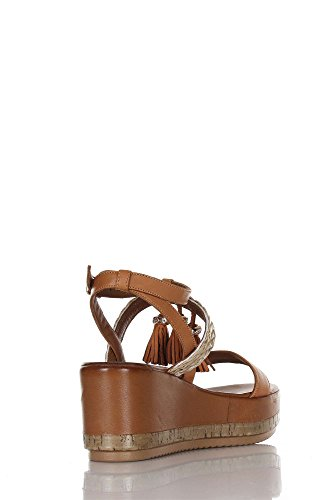 INUOVO 7388 Zapatos De Cuña Mujer Leather