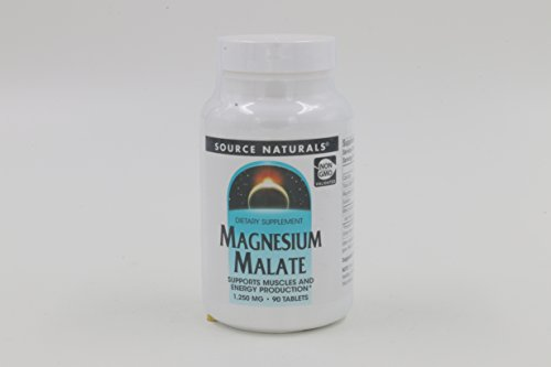 Source Naturals Magnesium Malate 1250mg product image