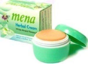 Mena Extra White Mineral Whitening Cream (0.1% Cream)