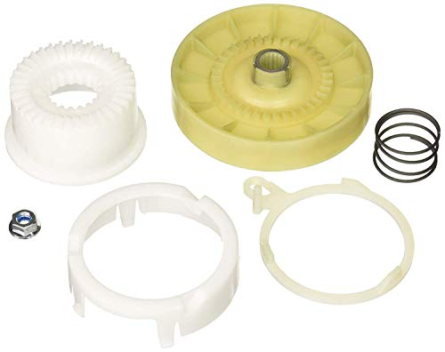 (W10721967 Washer Pulley Clutch Kit For Whirlpool W10006356 AP4514410 PS2579377)