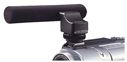 sony handycam zoom mic