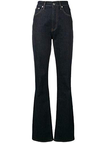 - Helmut Lang Women's I09dw207uy2 Blue Cotton Jeans