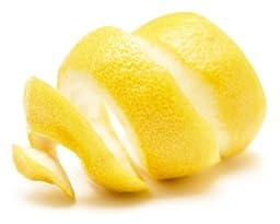 Organic Dried Lemon Peels 4oz