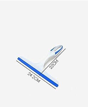 limpiaparabrisas para ba/ño y Coche PVC 3 Unidades Esp/átula limpiacristales para Ducha ZXJOY