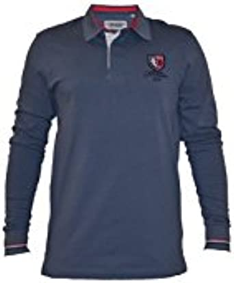 CAMBERABERO Polo Rugby Manches Longues Adulte