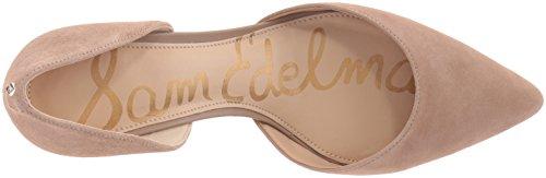 Sam Edelman Telsa, Zapatos de Tacón Para Mujer Gamuz Oatmeal