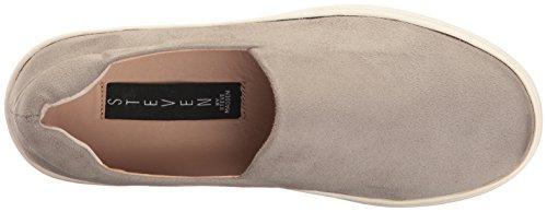 STEVEN von Steve Madden Frauen Hilda Fashion Sneaker Grau