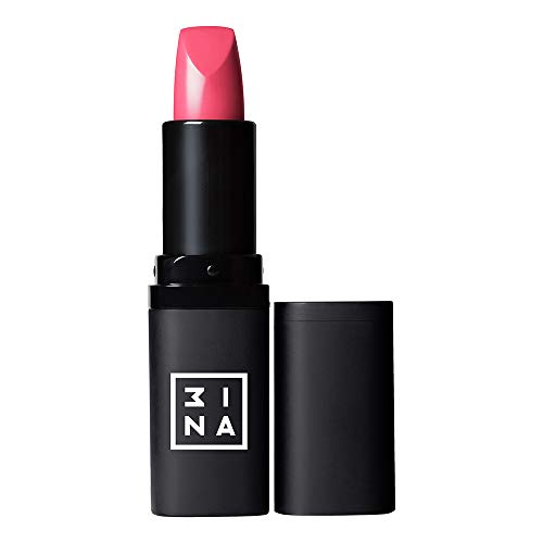 Lipstick Pink Coral - 3INA Makeup Cruelty Free Paraben Free Vegan Essential Lipstick 4 ml - 113 Coral Pink