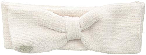 Betsey Johnson Women's Bownanza Headband, Ivory, ONE ()