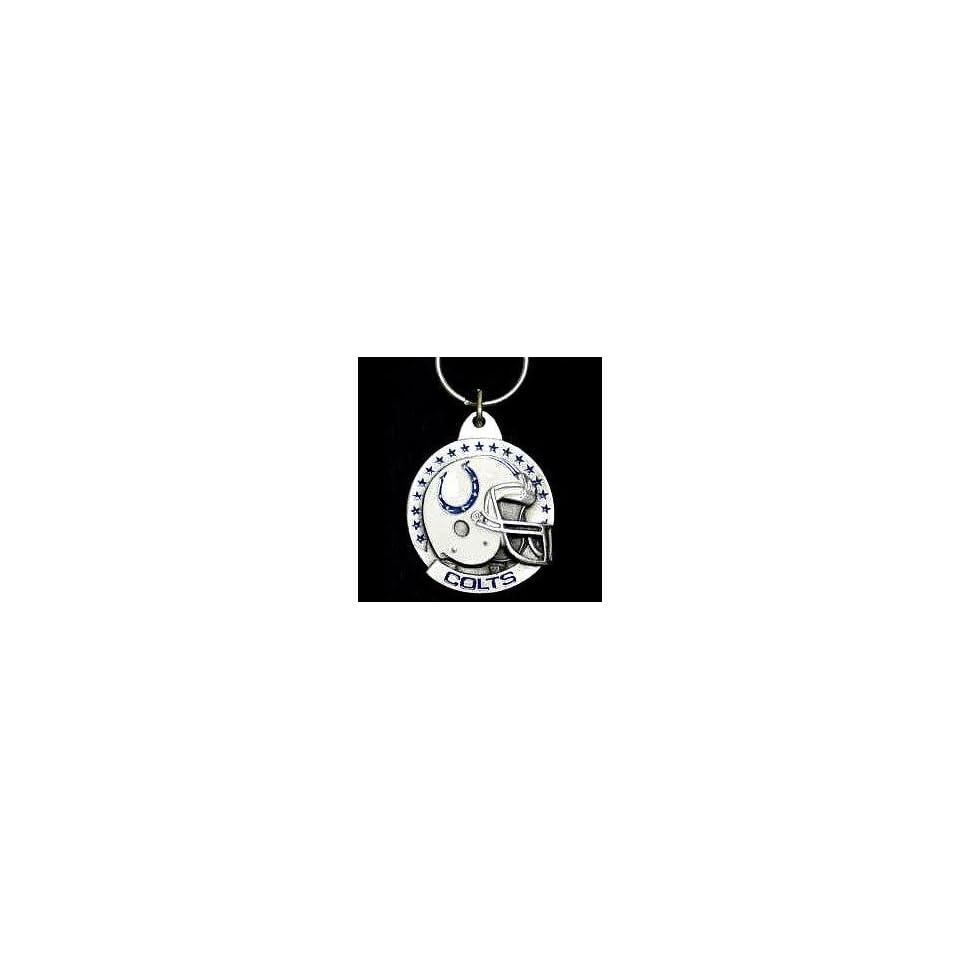 NFL Team Helmet Key Ring   Indianapolis Colts