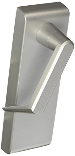 Stanley Commercial Hardware Stainless Steel Passage Escutcheon Lever Standard Duty Exit Trim from the QET300 Collection, Sierra Style, Painted Aluminum Finish by Stanley Commercial Hardware