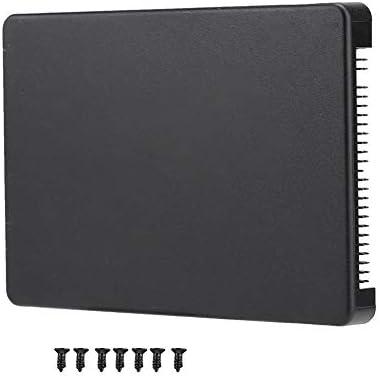 Garsent Caja de Disco Duro mSATA SSD a 2.5 Pulgadas Adaptador IDE ...