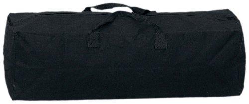 Hawk Black Canvas Long Travel Or Storage Bag - 18'': AB-18180 by Hawk