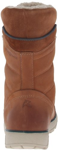 Ecco Siberia Lite Pavement/Pavement Mad/O.Sue - Botines mujer marrón - Braun (CAMEL/CAMEL)