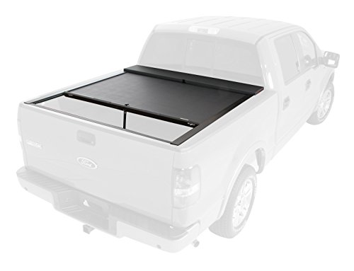 Roll-N-Lock LG170M Locking Retractable M-Series Truck Bed Tonneau Cover for 2004-2008 F-150 SuperCab & SuperCrew; 2006-2008 Lincoln Mark LT | Fits 5.5' Bed ()