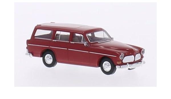 Amazon Com Volvo Amazon Station Wagon Red 0 Model Car