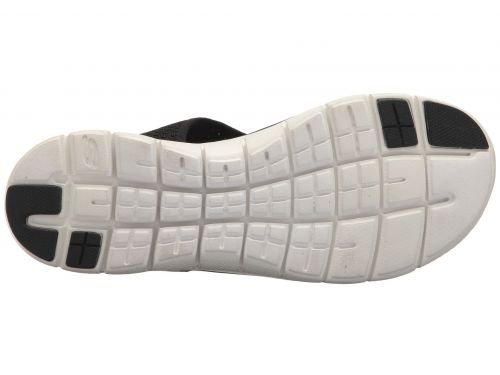 SKECHERS(スケッチャーズ) レディース 女性用 シューズ 靴 サンダル Flex Appeal 2.0 - D?j? Vu - Black [並行輸入品]