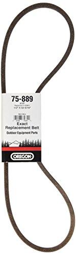 """Oregon 75-889 Belt 1/2"""" by 52-5/16"""" Lawn Mower Belts"""