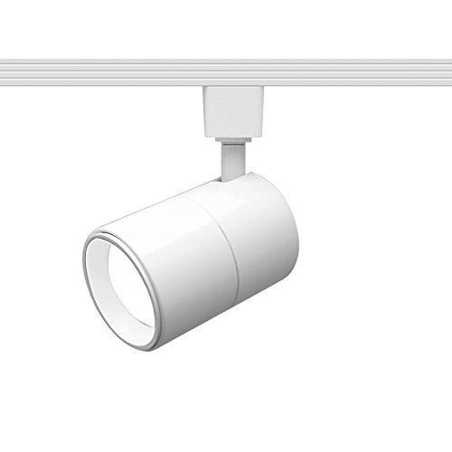 WAC Lighting J-LED202-30-WT Contemporary Summit ACLED 15W Beamshift Line Voltage Cylinder J-Track Head by WAC Lighting