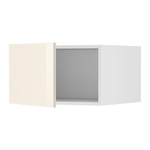 IKEA FAKTUM - gabinete superior a nevera / congelador, Abstrakt es ...