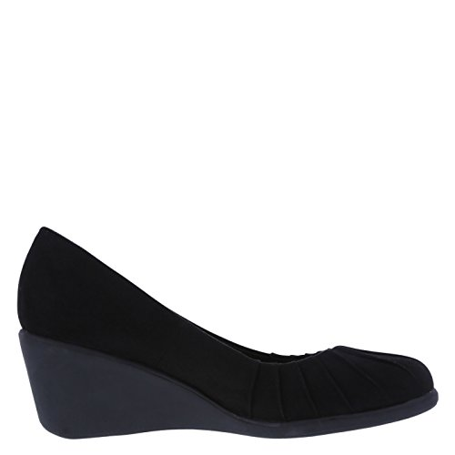 Image of dexflex Comfort Women's Bristol Pleated Wedge