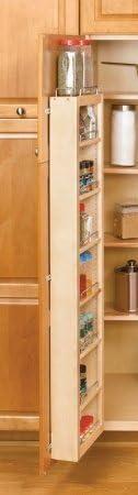 Rev A Shelf Rs4Wdp18.45 Wood Door Mount Pantry