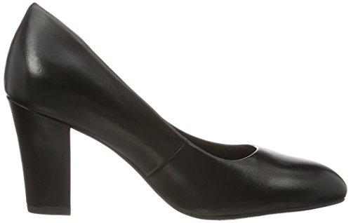 Tamaris 22419 Donna Nero Scarpe 001 Tacco con Black qqrdC