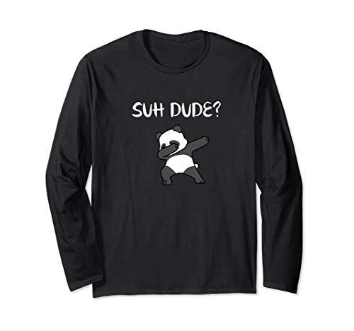 Cool Suh Dude Tshirt With Dabbing Panda