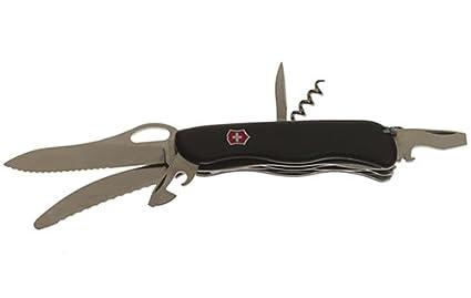 Amazon.com: Victorinox Swiss Army one-hand Bombero LOCKBLADE ...