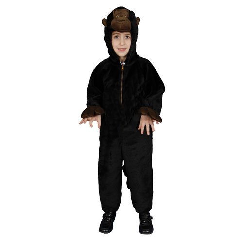 Costume Gorilla Banana (Kids Plush Gorilla Costume Set - Toddler)