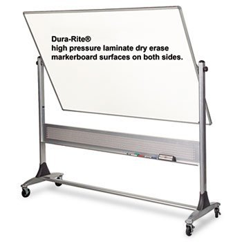 Best-Rite® Platinum Reversible Marker Board BOARD,REVERSIBLE,4X6,WE (Pack of2) by Balt
