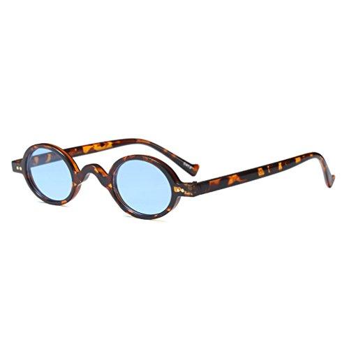 Soleil Style C2 Unisexe 400 Protection Tide Lumineux Nouveau Cool Rétro Lunettes Vintage Petites Mode Glasses UV Rondes De De Yying xH4dwv4
