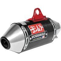 [Yoshimura Signature RS-2 Stainless Exhaust System - Silver by Yoshimura] (Rs2 Exhaust)