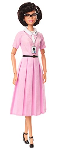 Barbie Inspiring Women Series Katherine Johnson Doll
