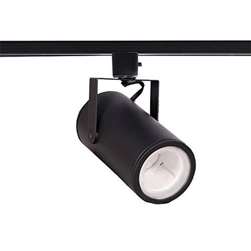 WAC Lighting L-2042-927-BK LED2042 Silo X42 Beamshift Head L Track Fixture Black Black