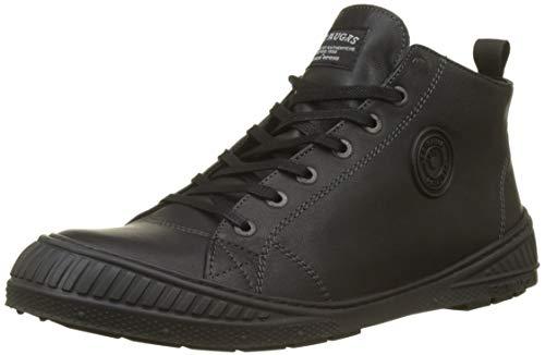 Pataugas Herren Rocker H4d Hohe Sneaker Noir (Noir 850)