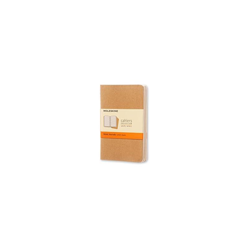 Moleskine Cahier Journal (Set of 3), Poc