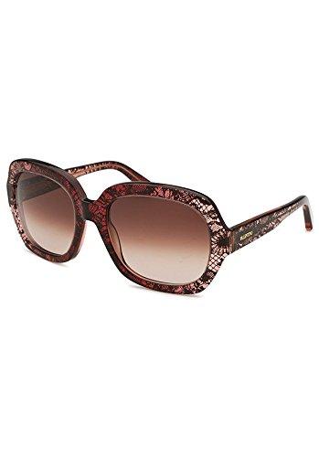 59a755dca7b Amazon.com  Valentino Women s Square Sunglasses - Translucent ...