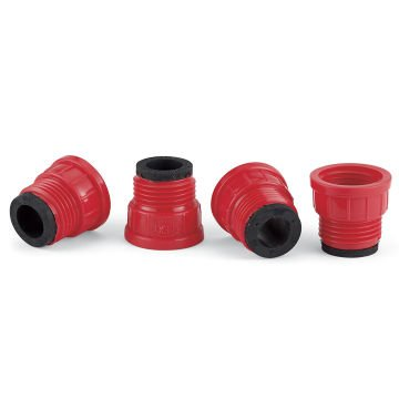 Leak Enders for Hose Connection, Leak Free Fix for Old Hoses (set of (Hose Connection Set)