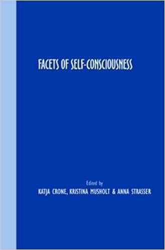 Facets of Self-Consciousness (Grazer Philosophische Studien - International Journal for Analytic Philosophy)