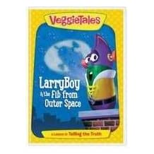 DVD-Veggie Tales: Larry Boy And The Fib From Outer